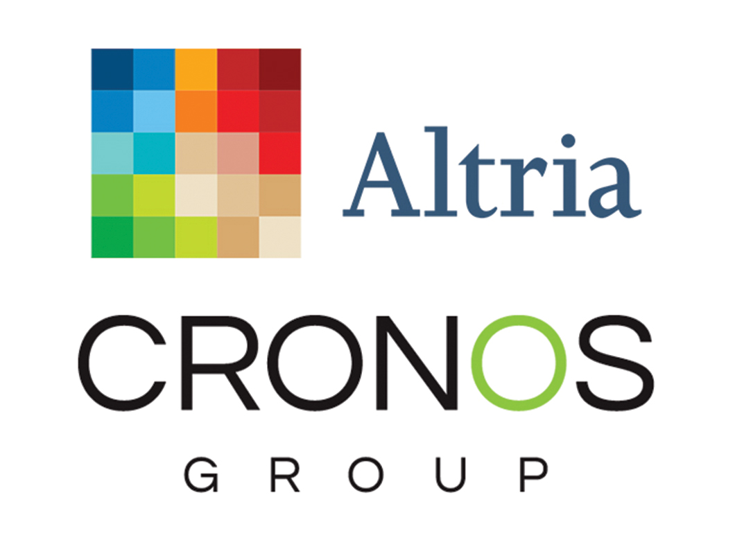 Altria Group Considers Investment in Cronos Group